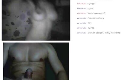 Dana dvostruko prodire u filme porn njezinu usku macu i zatiče rupu
