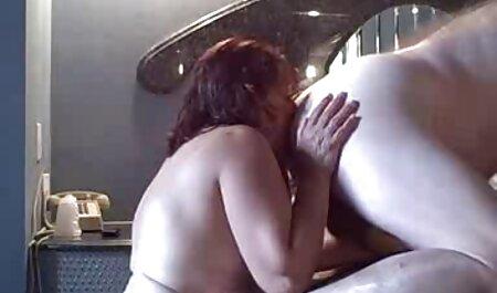 Na odmoru s gratis poro film terasom - lijepa 19-godišnja tinejdžerka hit u hotelskoj sobi